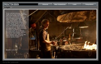 Screenshot of Production Design home site